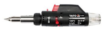 Plynové spájkovacie železo 3IN1 YATO YT-36704 CB-72370
