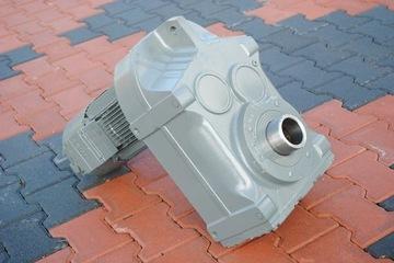 3KW prevodový motor. 13 ocot. Šiť brzdu