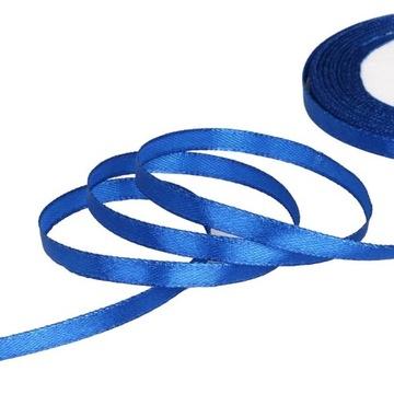 Ribbon saténová stuha 6 mm 32MB farby
