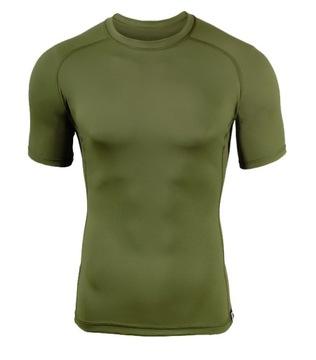 Vojenské termoaktívne tričko Khaki Beries L