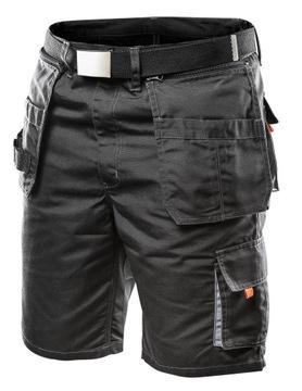Neo krátke HD pracovné šortky L / 52 + pás
