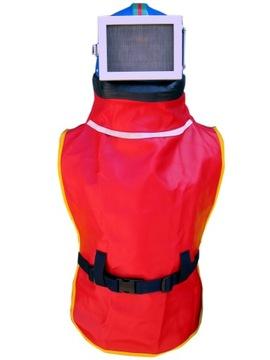 Ochranná prilba pre Sander Res-3 pre pieskovanie