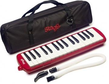 Melodyka Harmonica 32-klávesy Kľúčové súpravy