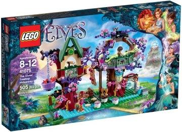 41075 LEGO ELVES TREE ELVES HOUSE
