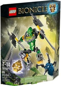 LEGO BIONICLE 70784 ĽAVÝ PÁN JUNGLE waw