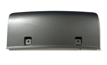 Заглушка бампера фаркопа зад audi q7 s-line 4l0, aso, фото