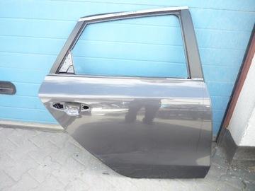 Kia ceed 2012 - универсал заднее правая дверь, фото