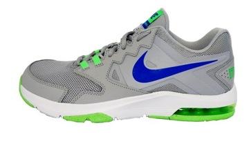 Nike Buty Air Max Crusher 2 719933 401 męskie rozm.45 czarno niebieskie
