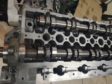 Головка двигателя volvo xc60 s80 d5244t d5 185km 2.4, фото 3