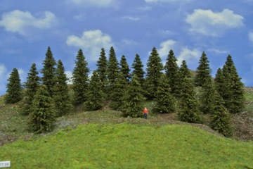 TT FORESTS, деревья, 16-30 шт. (TT23,24,27,28,29,30)