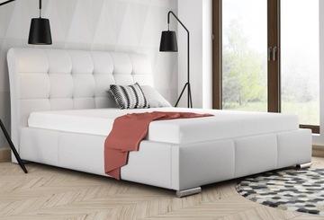 Кровать 160х200 с приподнятым каркасом