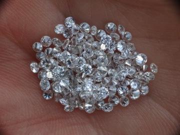 Купить MOISSANITE MOISSANITE DIAMOND F-G 2,50 мм мелкий на Otpravka - цены и фото - доставка из Польши и стран Европы в Украину.