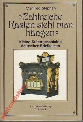 20815 Skrzynki pocztowena listy (j.niemiecki)