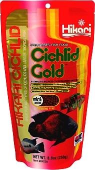 HIKARI CICHLID GOLD 750ml MINI MALAWI TANGANIKA