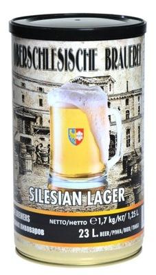 23L пиво домашние SILESIAN ЛАГЕР + дрожжи пивоварение