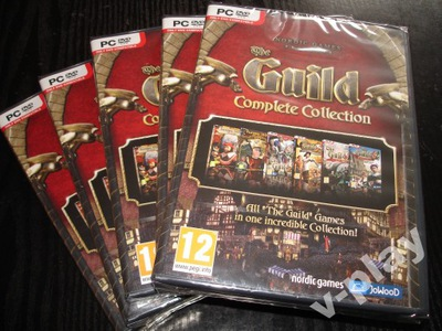 Guild Complete Collection 6 gier [NOWA][FOLIA]