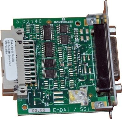 Karta enkodera EnDAT SSI Baumuller BM4-F-SIE-01