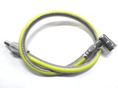 Plynová hadica s rýchlym pripojením 1,25 m. 0,128