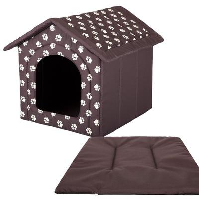 буде + подушка для Собаки, Домик Hobbydog -R5: 63x60