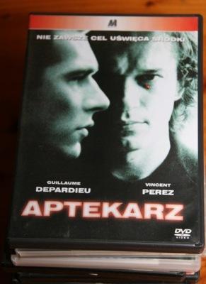 APTEKARZ   DVD