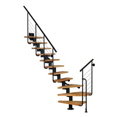 Лестница  DIXI для 300см Ольха натурально