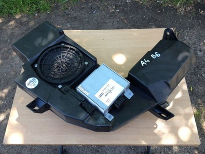 AUDI A4 B6 subwoofer głośnik wzmacniacz tuba avant