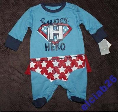 MATALAN  MODNY PAJACYK SUPER HERO  3,6-4,5kg