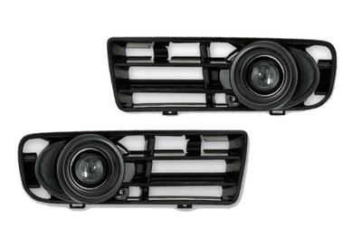 Halogeny Soczewkowe VW GOLF IV 4 97-03 BLACK