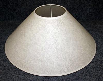 Abażur 400x120x160 imit. papieru Abażury i klosze do lamp