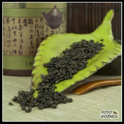 Herbata Gunpowder MAROKAŃSKA MIĘTA 1 kg HURT
