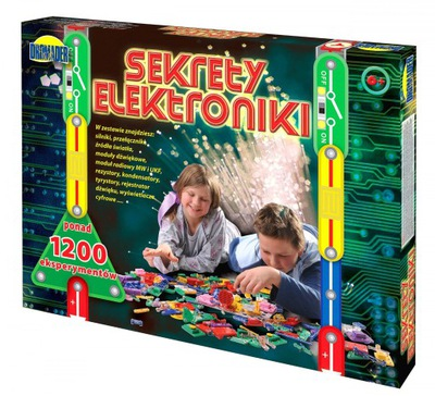 MALÉ TAJOMSTVO ELEKTRONIKA ELEKTRONIK 1200 SKÚSENOSTI HIT!