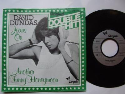 DAVID DUNDAS - JEANS ON - ANOTHER FUNNY HONEYMOON