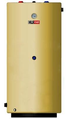 EMMETTA solárne 200L škrabka Teflón kotla výmenník tepla 2W