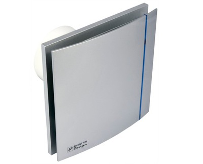 Вентилятор Ванны SILENT 100 CZ SILVER DESIGN