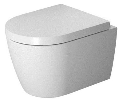 WC misa - DURAVIT ME STARCK HANGING TOILET 48 S WOLNOOP WALL