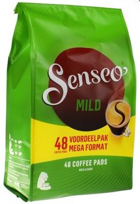 кофе Senseo Douwe Egberts Mild 48 pads пакетики