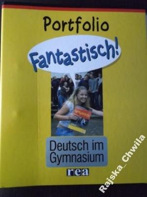Portfolio Fantastisch! Deutsch im Gymnasium Rea