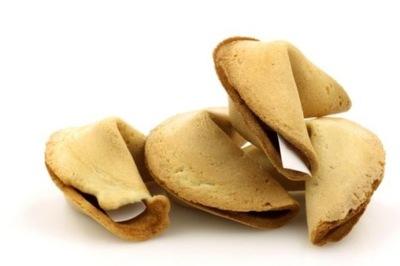 китайское печенье из печенья 50шт. - на Лицо