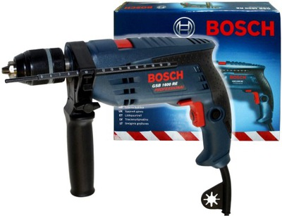 ДРЕЛЬ ударная 701W GSB Одна тысяча шестьсот RE Bosch