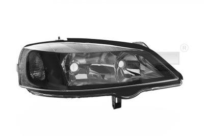 REFLEKTOR LAMPA TYC OPEL ASTRA G