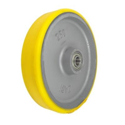 fi 250   чугунные С полиуретановым покрытием 1000 кг Вкл.KULK.