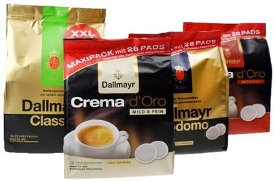 кофе SENSEO комплект Dallmayr 120 pads МАКС