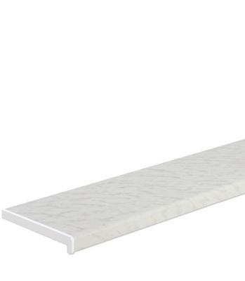 PVC parapety Parapet-mramor, šírka 400mm