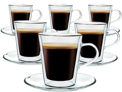 Pohár Tepelnej Kávy a Lungo 220ml 6pcs