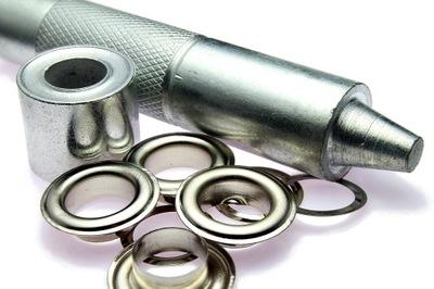 Zagniatacz для сетка 12 мм, пресс ручная , oczkarka