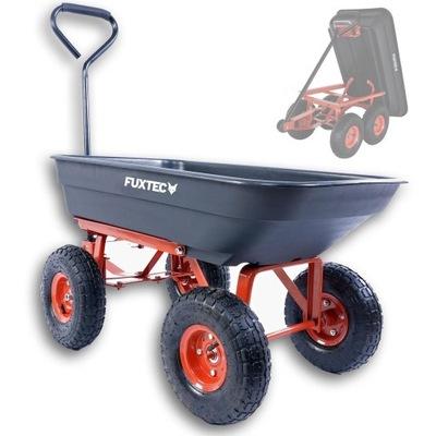 Košík trakaře záhrade až 250 FUXTEC