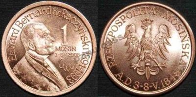 1 Mosin 2006 rok - Edward Bernard hr. Raczyński