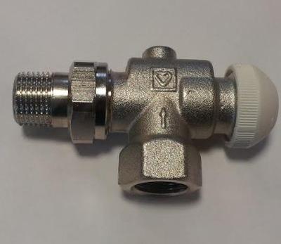 Termostatický ventil TS-90 špeciálny obrázok HERZ