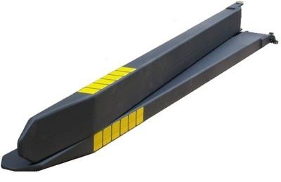 Удлинитель вил L - 2000 160x55/65 накладки