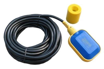 Выключатель Выключатель поплавковый для насоса 5м поплавок